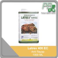 Latrex 400 EC - Anti Rayap - Kayu - Rumah dan Bangunan - 1 Liter