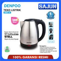 Denpoo DMA-10 Teko Listrik Electric Kettle Pemanas Air Denpoo DMA10