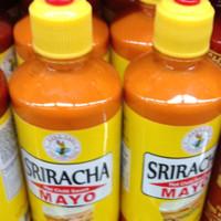 Sriracha hot chilli sauce mayo 450 ml