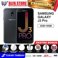 SAMSUNG J3 PRO RAM 2/16 RESMI - NON GIFT, BLACK