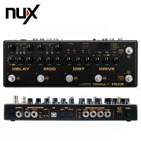 Multi Efek Gitar Pedal Stompbox Modulation Loader Guitar NUX Cerberus