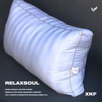 Bantal Relaxsoul Gusset King firm