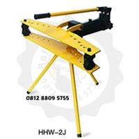 hydraulic Pipe bending alat penekuk pipa 1/2 - 2 inchi