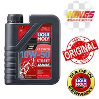 Liqui Moly Liquimoly Motorbike 4T Synth 10W-50 Street Race 1L Original