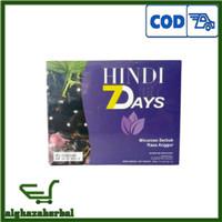 Hindi 7Days Slimming Minuman Pelangsing Badan Herbal BPOM Dalam 7 Hari