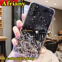 Samsung Galaxy S20 FE Casing SoftCase TPU Bahan Premium Glitter Glossy