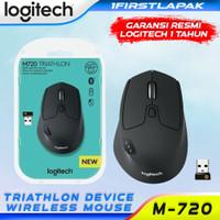 Logitech M720 Triathlon Multi-device Wireless Mouse Original Mouse