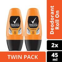 Rexona Men Anti-Perspirant Deodorant Roll On Adventure 45Ml isi 2