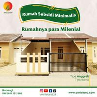 Rumah Murah Kpr Subsidi DP Ringan Angsuran Flat