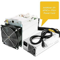 Antminer S9 13.5th/S + Bitmain Psu 6 Pin*10 Apw3++-12-1600-A3