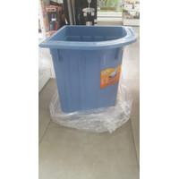Bak Air/Bak Kamar mandi Walrus Sudut Kamar Mandi Biru 120L