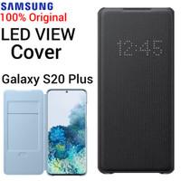 Samsung Galaxy S20 Plus Original LED VIEW Cover Flip Case Lipat Buku