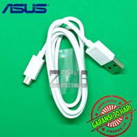 Kabel charger asus zenfone maxpro m1 original 100% zen fone cabel data - Putih