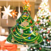 Balon Pohon Natal 2 / Balon Foil Natal / Balon Xmas Tree /Hiasan Natal