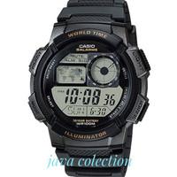 Jam Tangan Pria Casio AE-1000W-1AVDF Black Original
