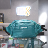 Supreme FW17 Waist Bag Teal