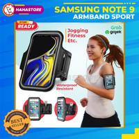 Samsung Note 9 Sport Case Armband Sarung Casing Lengan Soft Arm Band