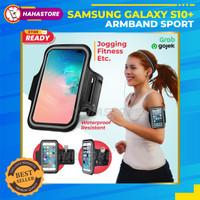 Samsung Galaxy S10+ Plus Sport Case Armband Sarung Casing Lengan Soft