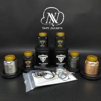 THC Tauren Solo RDA - Authentic