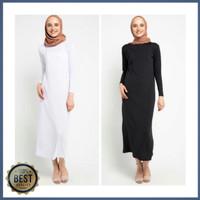 Manset Baju Gamis Premium/ Daleman Baju Gamis Dres Panjang Polos long