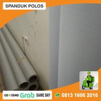 Bahan Spanduk/banner Flexy Cina Polos 340 gr tanpa print/tanpa cetak