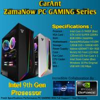PC GAMING   Intel Core i5-9400F   GTX 1650 SUPER GDDR6   8GB RAM   SSD