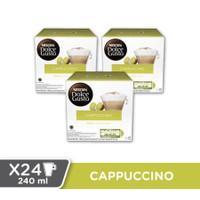 3 Box Nescafe Dolce Gusto Capsule Cappuccino [1 Carton ]