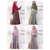 Gamis Syari Azrina Dress Series by Yasmeera