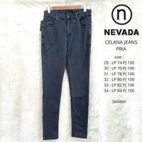 celana jeans pria nevada original
