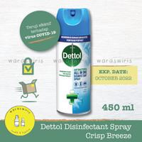 Dettol Disinfectant Spray 450 ml Crisp Breeze