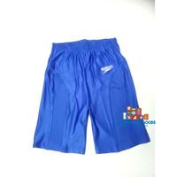 Celana Renang Speedo Polos (Import) - Biru, M