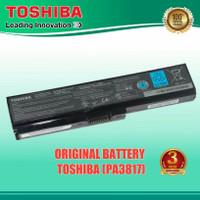 Baterai Laptop Toshiba ORIGINAL L630 L635 L640 L645 L650 L655 PA 3817