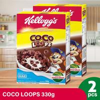 [SPECIAL BUNDLE] Kelloggs Coco Loops 2 x 330g