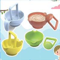 Baby Safe Food Masher Bowl / Alat Penghancur Makanan / Food Processor