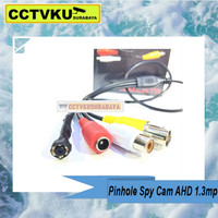 Pinhole Spy Cam CCTV AHD 1.3mp