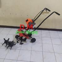 mesin traktor bajak tanah mini tiller MATSUMOTO MTM-68 G