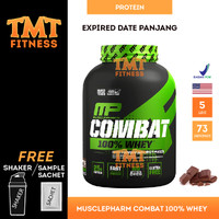 MP Combat 100% Whey 5 Lbs Muscle Pharm Whey Protein MusclePharm 5 Lb 5