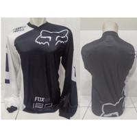 Baju JERSEY 1097 Kaos Balap Sepeda Motor Trail Downhill Trek Bike MTB