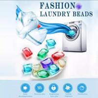 Deterjen Laundry Jelly Beads Gel Sabun Cuci Baju Liquid Antiseptik