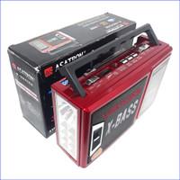 Radio Asatron FM-AM-SW Portable USB MP3 Music Player