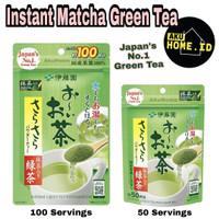 Ito En green tea / Matcha Powder Instant - Bubuk Teh Green Tea Matcha