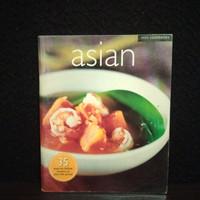 Mini cookbooks Asian