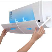 Talang AC / Acrylic / Penahan Hembusan Angin/ Windshield Reflektor