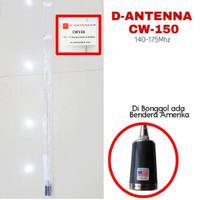 Antenna Antena Mobil D-Antenna D Antenna CW150 VHF Murah Barang Bagus