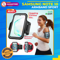 Samsung Note 10 Sport Case Armband Sarung Casing Lengan Soft Arm Band