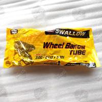 Ban Dalam Gerobak Pasir/Wheel Barrow Artco 3.00-8 (13 x 3.00) SWALLOW
