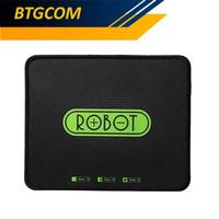 Robot RP01 Alas Karet Anti Slip 220x180x2mm Mousepad