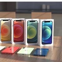 iPhone 12 mini 64gb, garansi resmi 1 tahun - blue, 64 gb