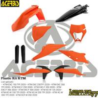 COVER BODY SET KTM 250 ACERBIS ORIGINAL ITALY PLASTIC KIT.BODY SET KTM