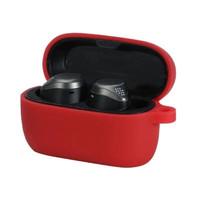 Casing Jabra Elite / Active 75t Case Cover Pouch Silicone - Merah